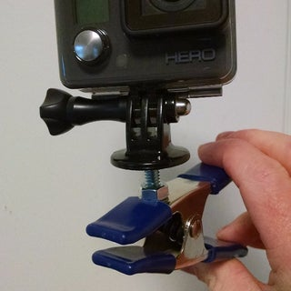 DIY: GoPro/Camera Clamp Mount - Under $2 - Assembly in Under 2 Minutes