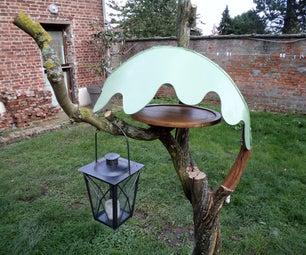 Bird feeding table - reinvented