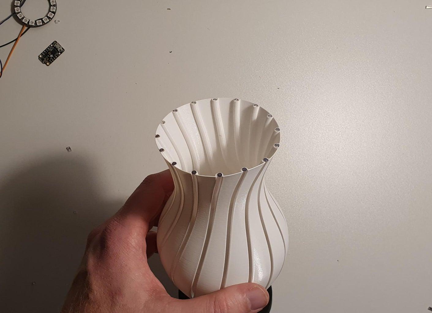 Assembly Vase