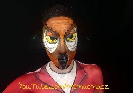 Hoodini Mask