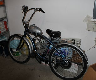 Motorized Bike