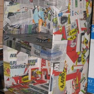 paper mache box with shelves.JPG