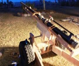 Howitzer Potato Cannon