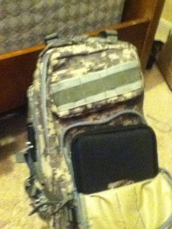 My Survival Fire Kit