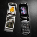 New Life for Old Cell Phones: Magnetic Personal Photo or Message Frame