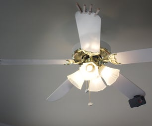 Ceiling Fan Video Trick