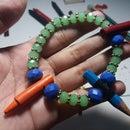 Pencil Crayon Bracelet