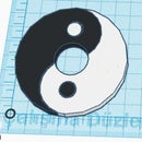 Ying and Yang Spinner