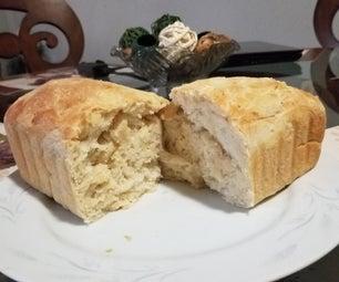 马铃薯面包