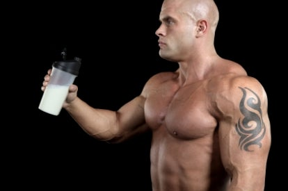 Ingest Your Protein.