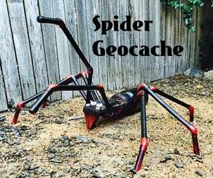Spider Geocache