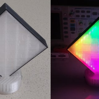 Arduino Controlled Sound Responsive LED Display