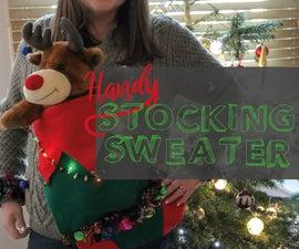 Handy Stocking Sweater