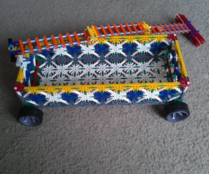 Build a Wagon Out of K'nex!!!