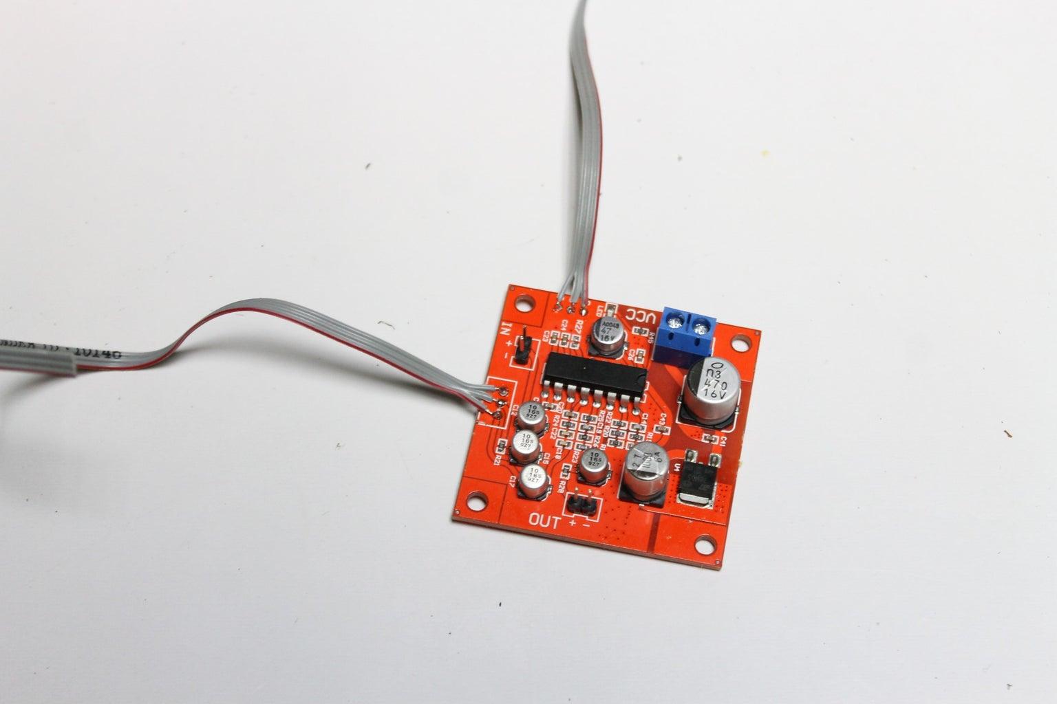 Wiring the Module