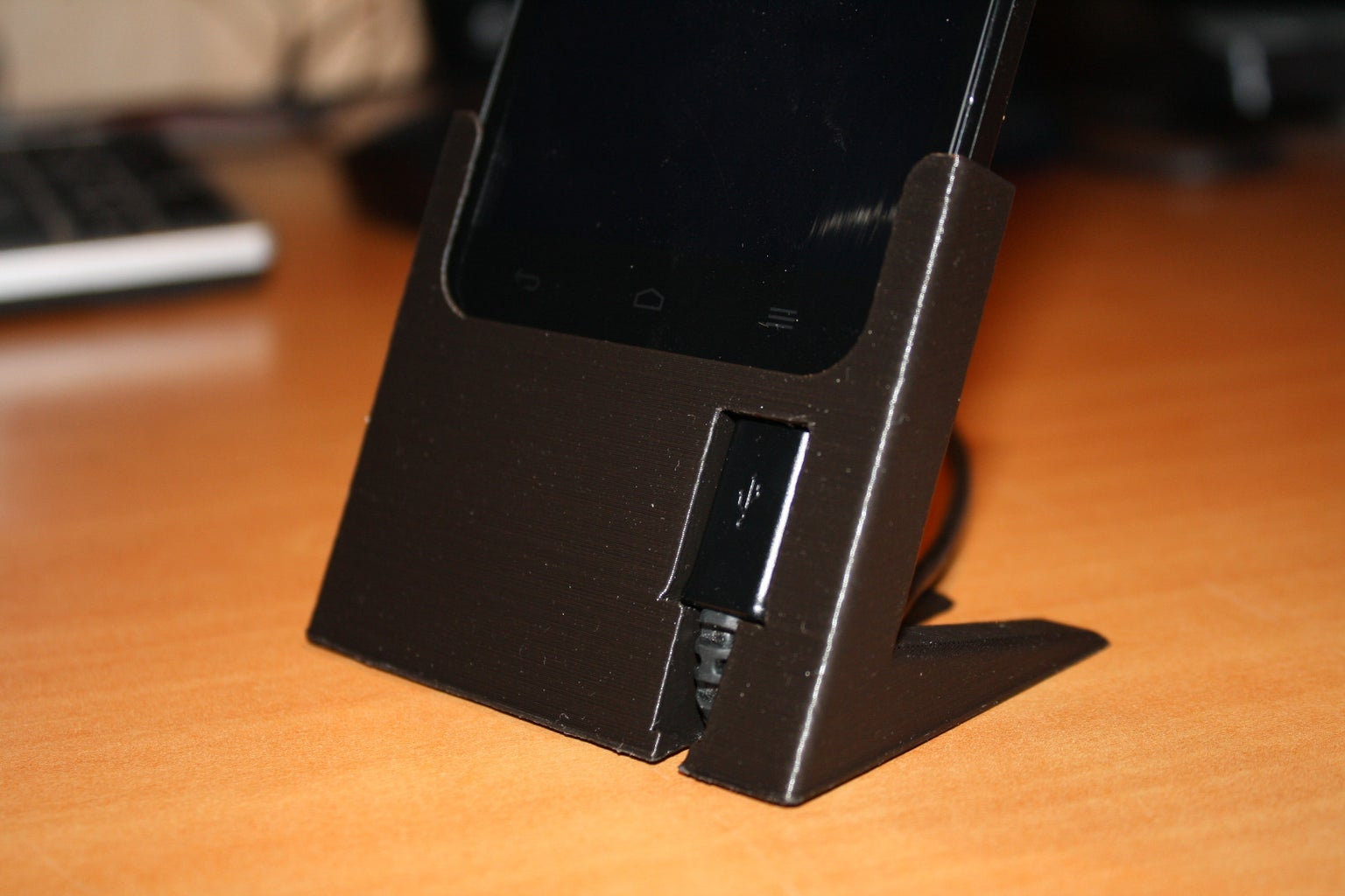 How to Make Your Own Phone Stand for Huawei (or Others)
