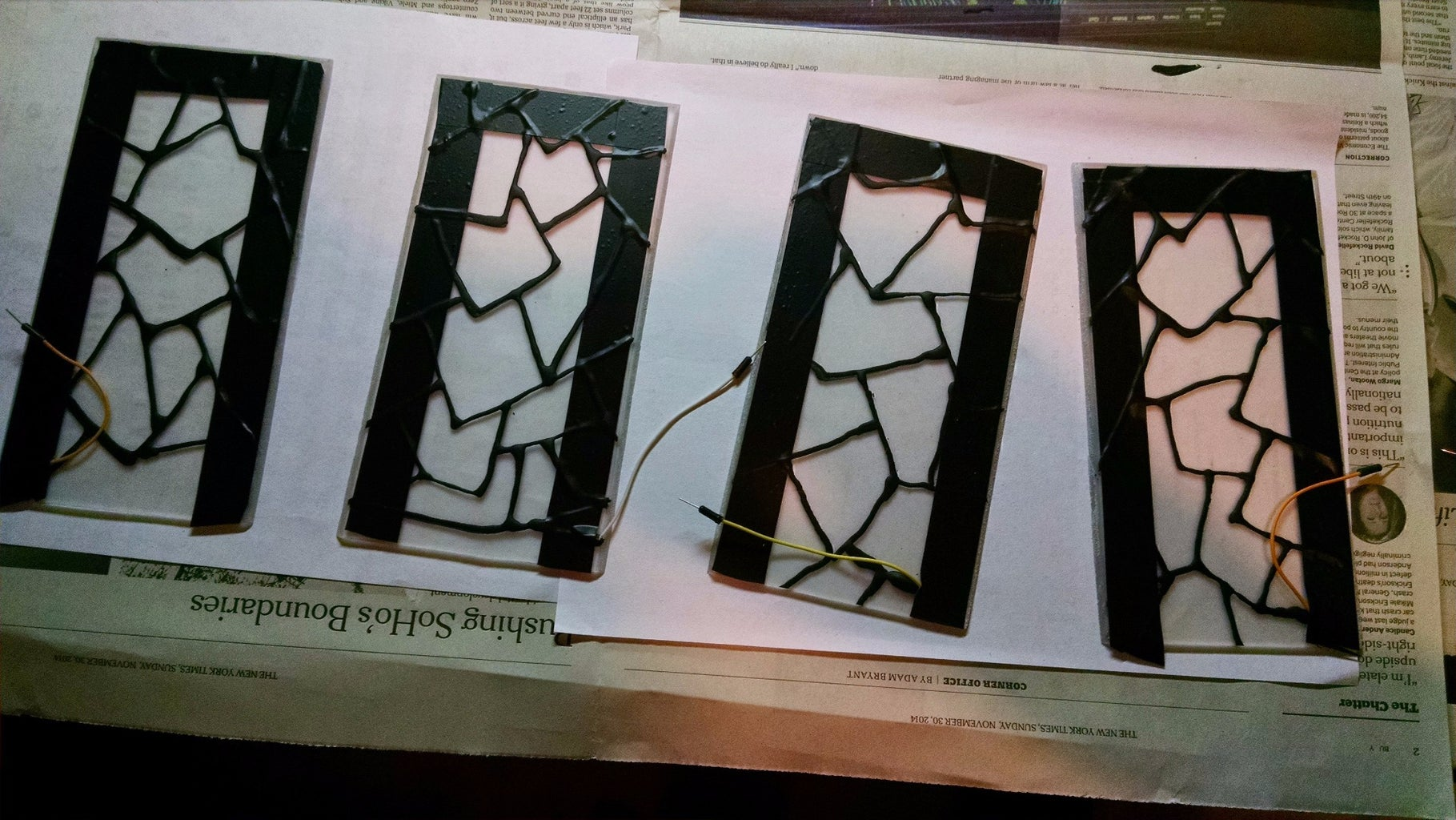 Glue Acrylic