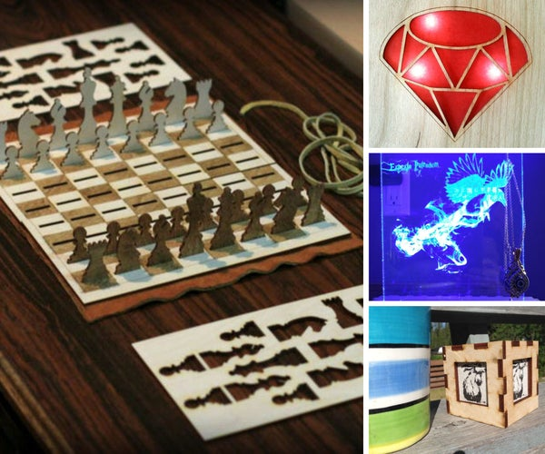 Laser Cutter Projects
