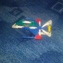 knex plane