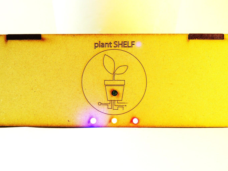 The Plant Shelf Basic
