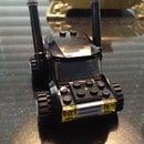 Lego Black Truck