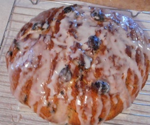 2-Hour No-Knead Cinnamon Raisin Bread