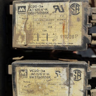 Matsusita Relay VC20-3a-AC120V-k    BW5750185K.JPG
