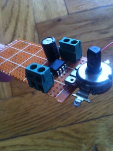 Amplifier With Pcb