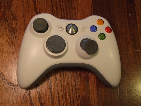 Replacing the Joystick in a Xbox 360 Controller
