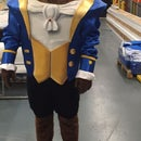 Disney's BEAST costume