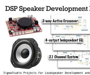 DSP扬声器开发套件