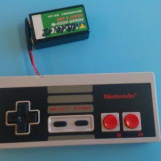 Bluetooth NES Controller Mod