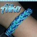 Hook Only Rainbow Loom Bracelets: Aiko (Original Design)