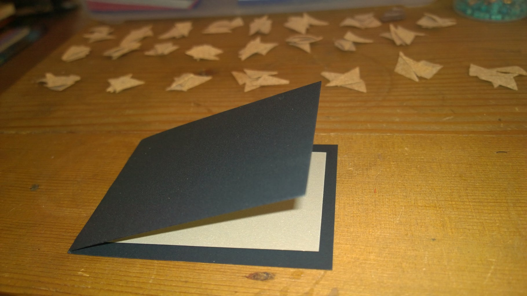 Making Your Card.