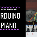 Mini Piano Using Arduino