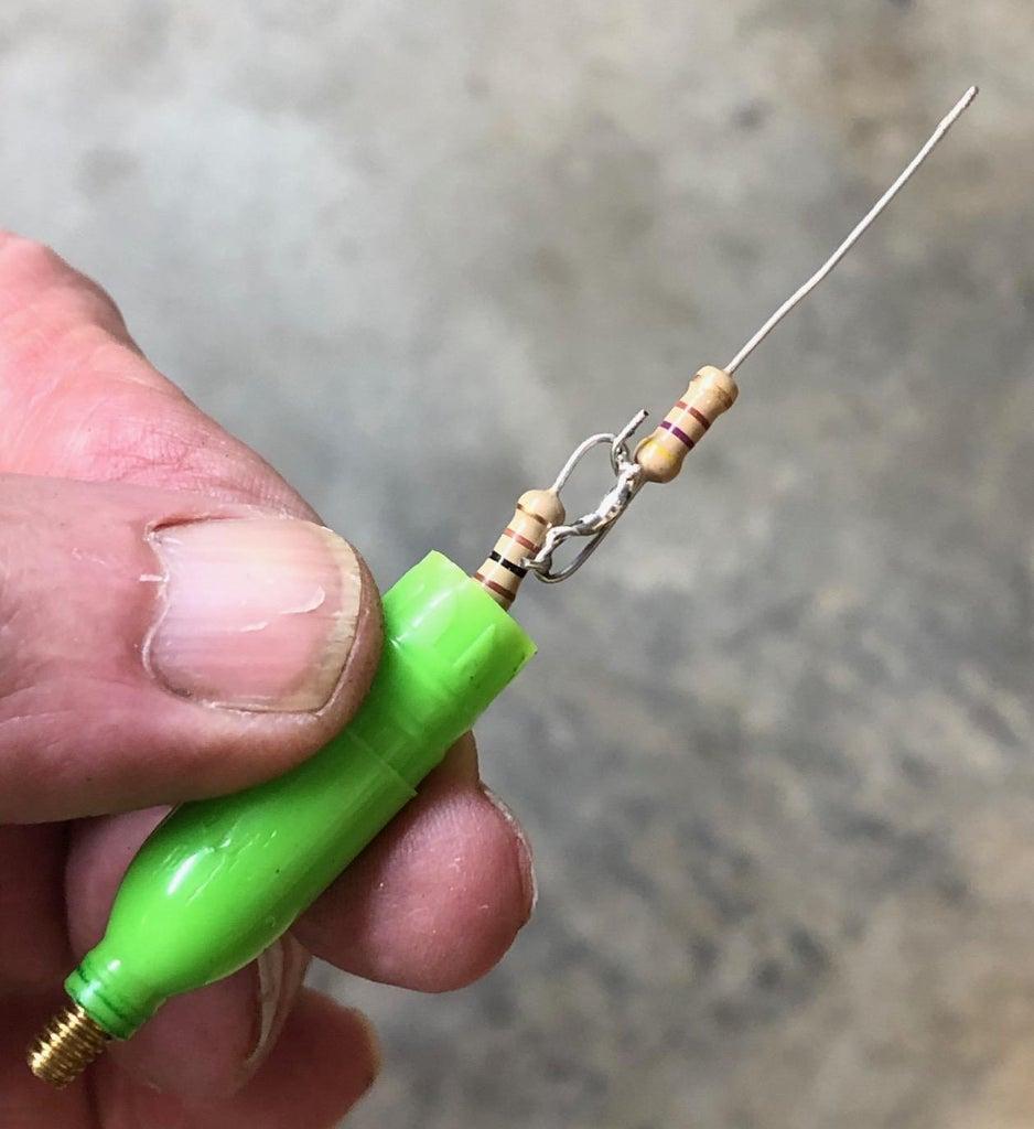 Fitting Resistors Inside the Body