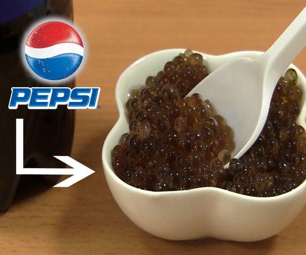 Caviar From Pepsi