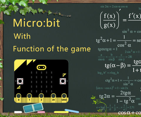 Create a QUICK MATHS Game With Micro:bit