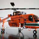 RC Helicopter S64F Skycrane