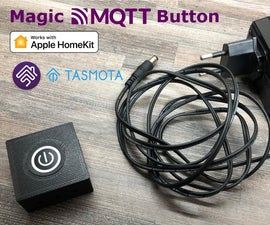 Magic MQTT Button for HomeKit (Homebridge)