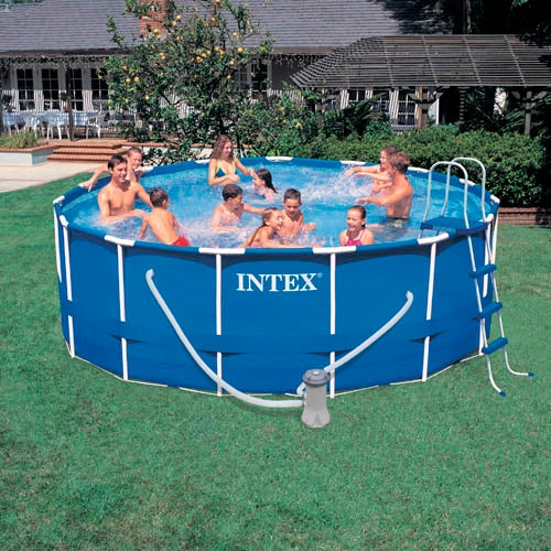 Above-Ground Pool Screen