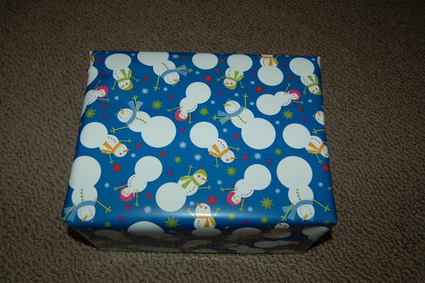 How to Wrap a Gift/Box