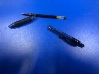 Taking the Pen Apart