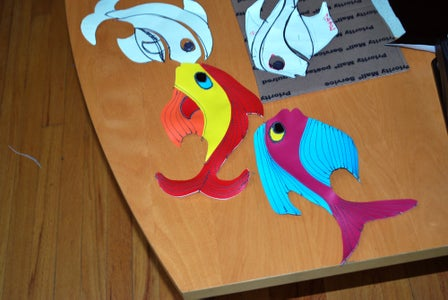 Seam Sealing and Fishmaking