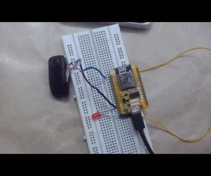 ESP8266/ARDUINO Bluetooth Led Control