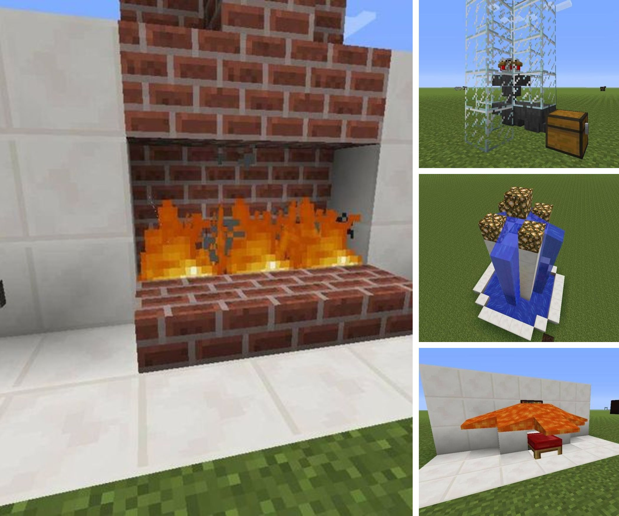 Minecraft Redstone Builds Instructables