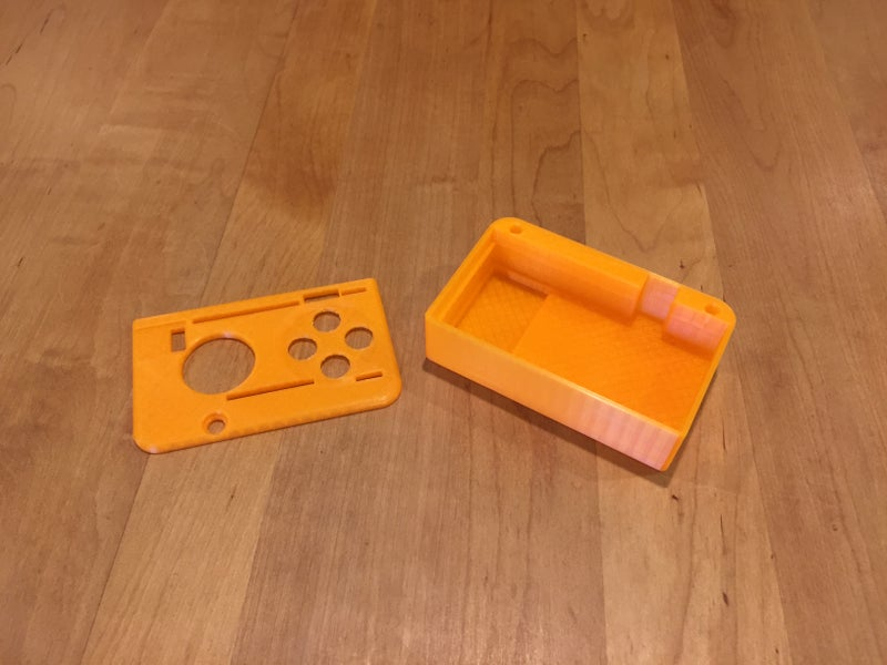 Printing the Case