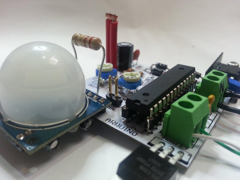 Make your own Custom Electronic Widgets, like my Arduino LED Day/Night Widget.