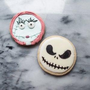 The Fondant Cookies