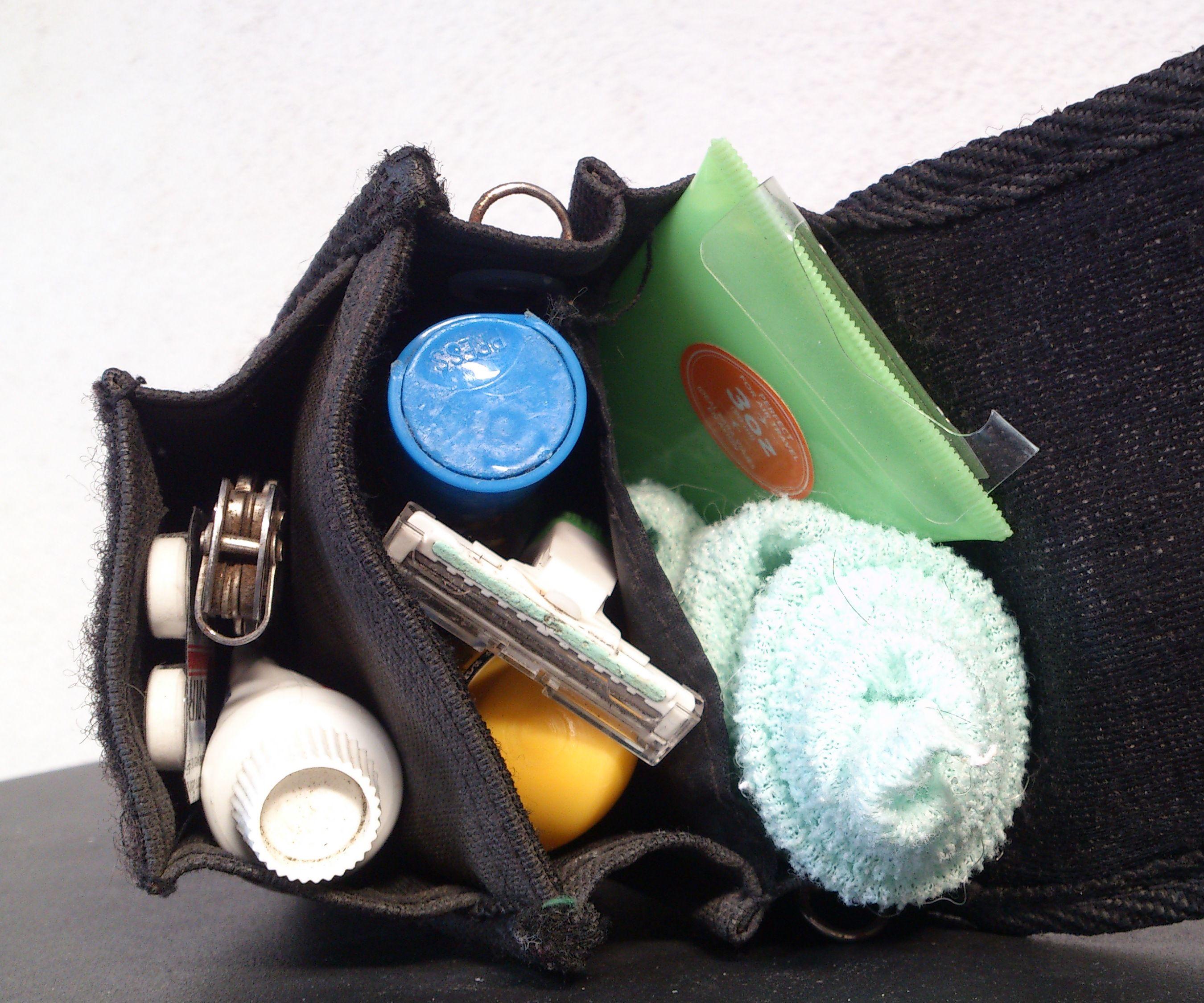 Pocket Size Travel Cleaning Kit